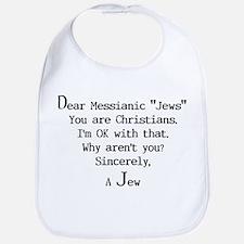 """Dear Messianic """"Jews"""": Bib"""