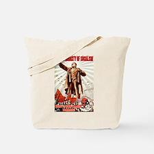 communist obama Tote Bag