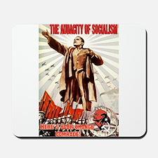 communist obama Mousepad