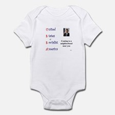USSA Infant Bodysuit