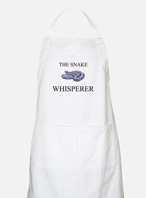 The Snake Whisperer BBQ Apron