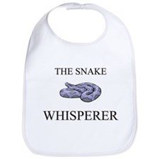 The Snake Whisperer Bib
