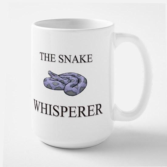 The Snake Whisperer Large Mug