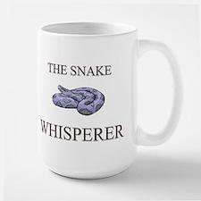 The Snake Whisperer Mug