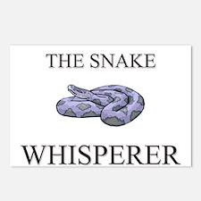The Snake Whisperer Postcards (Package of 8)