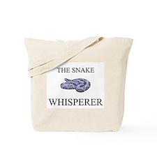 The Snake Whisperer Tote Bag