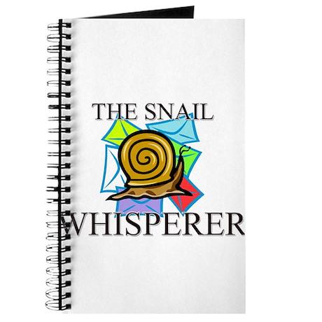 The Snail Whisperer Journal