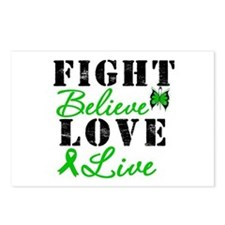 SCT FightBelieveLoveLive Postcards (Package of 8)