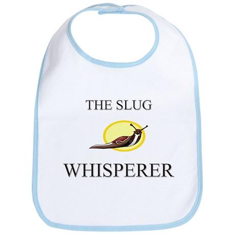 The Slug Whisperer Bib