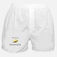 The Slug Whisperer Boxer Shorts