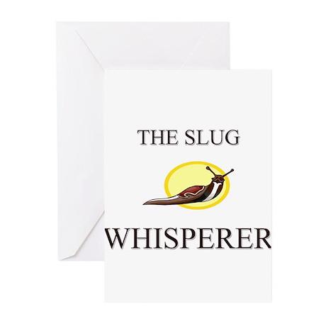 The Slug Whisperer Greeting Cards (Pk of 10)