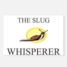 The Slug Whisperer Postcards (Package of 8)