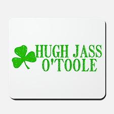 Hugh Jass O'Toole Bosses St Pats Mousepad