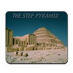 The Step Pyramid Mousepad