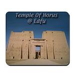 Temple of Horus Mousepad