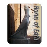Horus of Edfu Mousepad