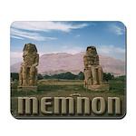 Collossi of Memnon Mousepad