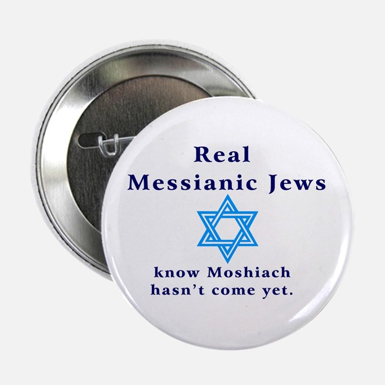 Real Messianic Jews Button