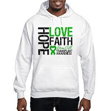 SCT Hope Love Faith Hooded Sweatshirt