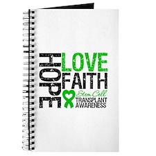 SCT Hope Love Faith Journal
