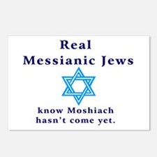 Real Messianic Jews Postcards (Package of 8)