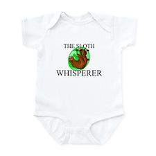 The Sloth Whisperer Infant Bodysuit