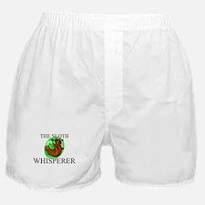 The Sloth Whisperer Boxer Shorts