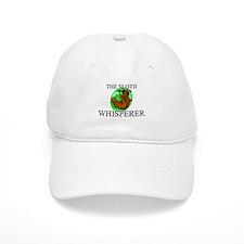 The Sloth Whisperer Baseball Cap