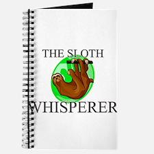 The Sloth Whisperer Journal