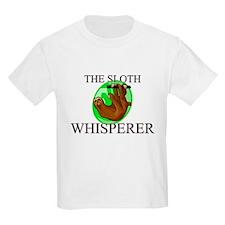 The Sloth Whisperer T-Shirt