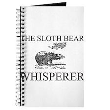 The Sloth Bear Whisperer Journal