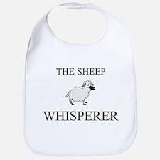 The Sheep Whisperer Bib