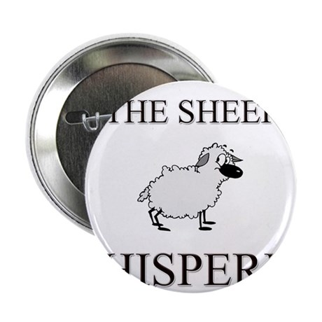 """The Sheep Whisperer 2.25"""" Button (10 pack)"""