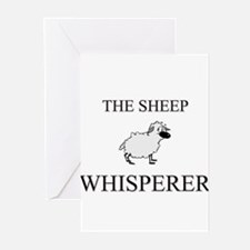 The Sheep Whisperer Greeting Cards (Pk of 10)