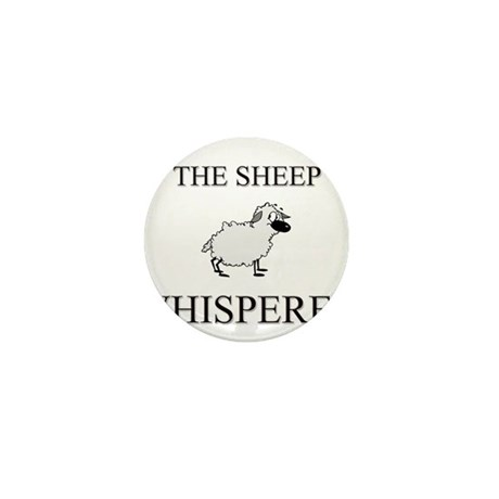 The Sheep Whisperer Mini Button