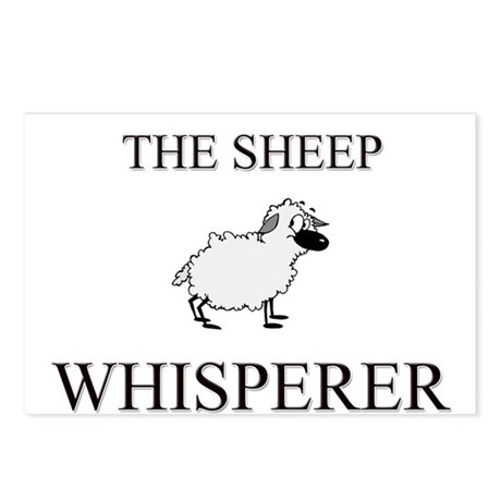 The Sheep Whisperer Postcards (Package of 8)