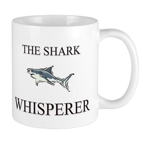 The Shark Whisperer Mug