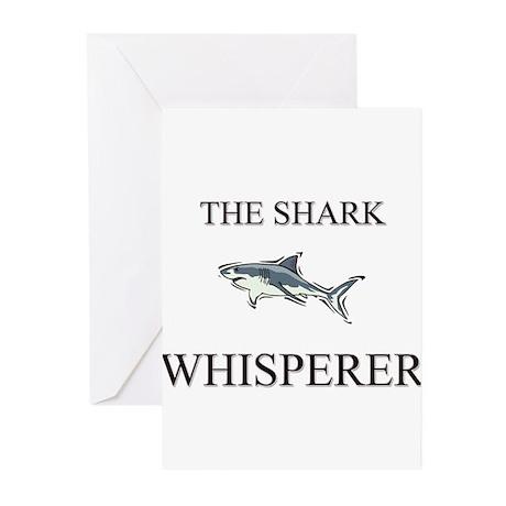 The Shark Whisperer Greeting Cards (Pk of 10)