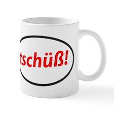 tschuss! German Coffee Mug