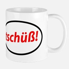 tschuss! German Coffee Mug