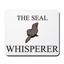 The Seal Whisperer Mousepad