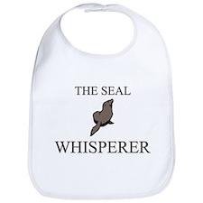 The Seal Whisperer Bib