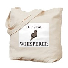 The Seal Whisperer Tote Bag