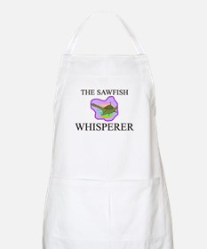 The Sawfish Whisperer BBQ Apron