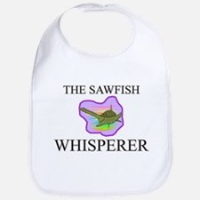 The Sawfish Whisperer Bib