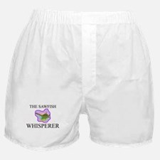 The Sawfish Whisperer Boxer Shorts