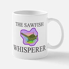 The Sawfish Whisperer Mug