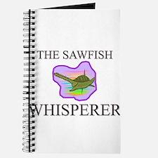 The Sawfish Whisperer Journal
