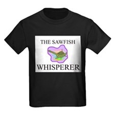 The Sawfish Whisperer T