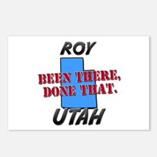 roy utah - been there, done that Postcards (Packag